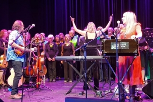 Charlie Dore concert - June 2019