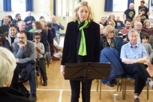 Concert at Lord PIRBRIGHT HALL